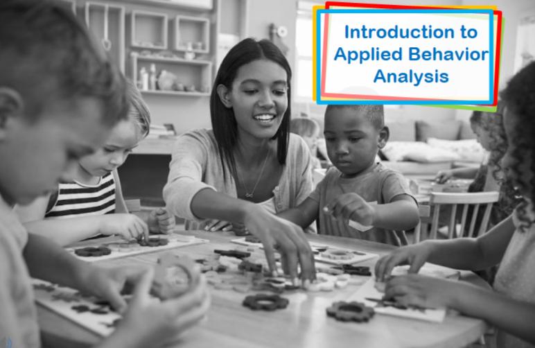 Applied Behavior Analysis Training