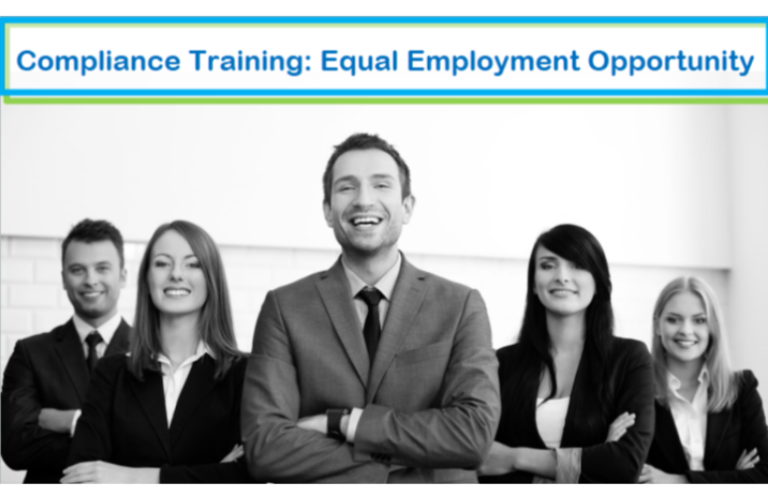 Equal Employment Training Course